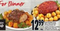 Fresh 2 Go Black Forest Ham Or Pork Loin Roast With Parisian Potatoes