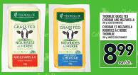 Thornloe Grass Fed Cheddar And Mozzarella 200 g