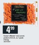 Farmer's Market Mini Carrots