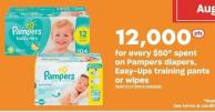 Pampers Diapers - Easy-ups Training Pants Or Wipes