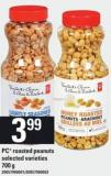 PC Roasted Peanuts - 700 g