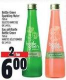 Bottle Green Sparkling Water 750 ml