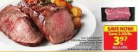 Your Fresh Market 100% Western Canadian Beef Boneless Blade Roast