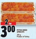 Pitted Dried Apricots 200 g