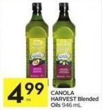 Canola Harvest Blended Oils