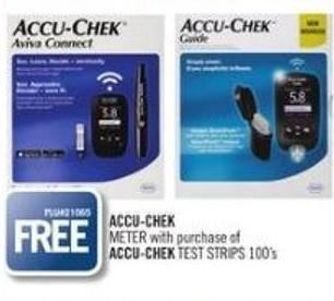 Accu-chek Test Strips