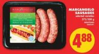 Marcangelo Sausages - 375/500 g