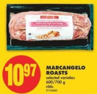 Marcangelo Roasts - 600/700 g