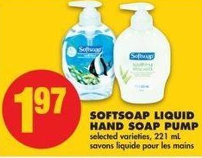 Softsoap Liquid Hand Soap Pump - 221 Ml