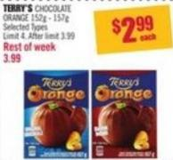 Terry's Chocolate Orange 152g - 157g