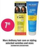 Marc Anthony Hair Care Or Styling