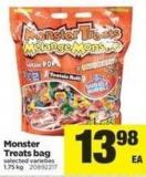 Monster Treats Bag - 1.75 Kg