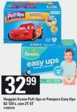 Huggies Econo Pull-ups Or Pampers Easy Ups - 82-124's - Size 2t-5t