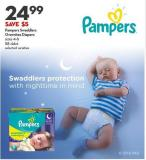 Pampers Swaddlers Overnites Diapers