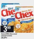 General Mills Chex Cereal
