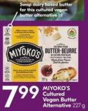 Miyoko's Cultured Vegan Butter Alternative