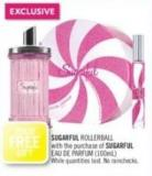 Sugarful Eau De Parfum 100ml