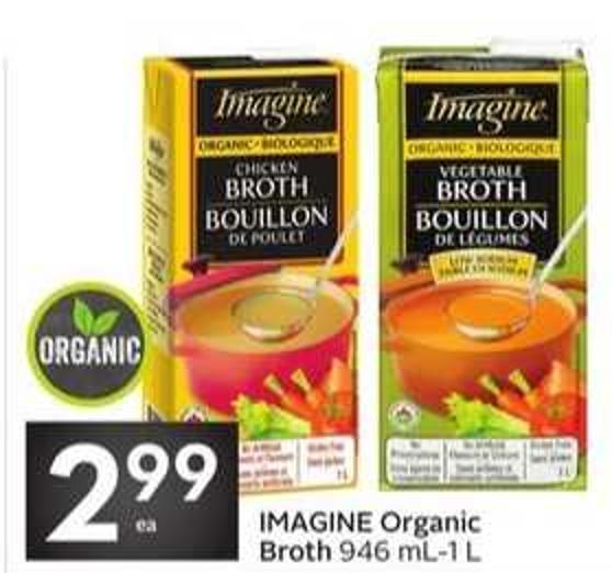 Imagine Organic Broth