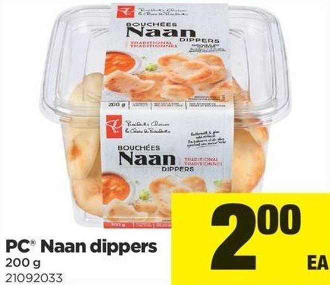 PC Naan Dippers