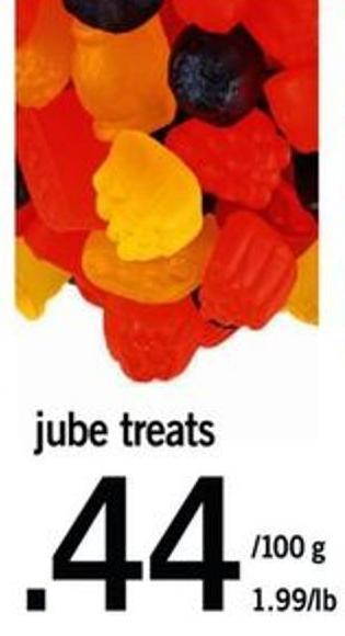 Jube Treats