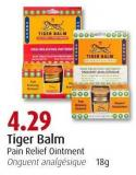 Tiger Balm Pain Relief Ointment