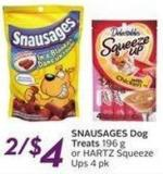 Snausages Dog Treats