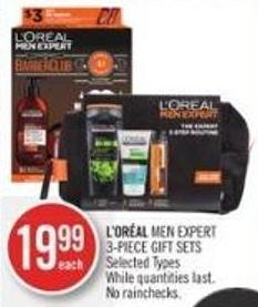 L'oréal Men Expert 3-piece Gift Sets