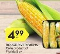 Rouge River Farms Corn