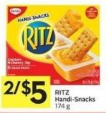 Ritz Handi-snacks