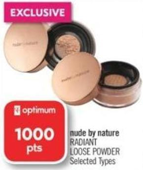 Nude By Nature Radiant Loose Powder