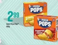Select Pizza Pops