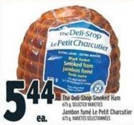 The Deli-shop Smoked Ham