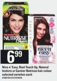 Nice 'N Easy - Root Touch Up - Natural Insticts Or Garnier Nutrisse Hair Colour