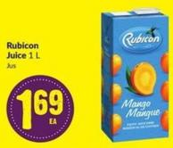Rubicon Juice 1 L
