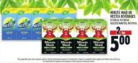 Minute Maid Or Nestea Beverages 8 X 200 ml - 10 X 200 ml Selected Varieties - Or 2.99 Ea.