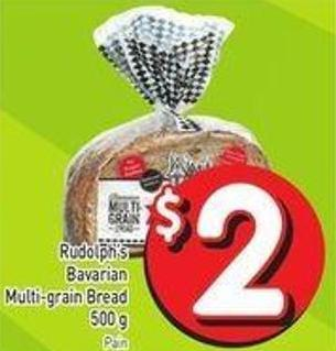 Rudolph's Bavarian Multi-grain Bread 500 g