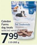 Caledon Farms Dog Treats - 110-265 G