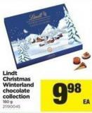 Lindt Christmas Winterland Chocolate Collection - 180 g
