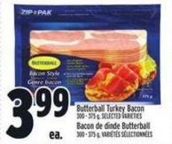 Butterball Turkey Bacon