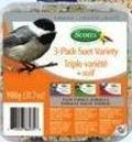 Scotts Suet Variety - 3-pack
