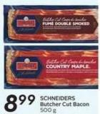 Schneiders Butcher Cut Bacon 500 g