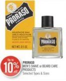 Proraso Men's Shave or Beard Care Products