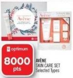 Avène Skin Care Set