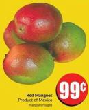 Red Mangoes