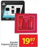 Assorted Fragrance Gift Sets