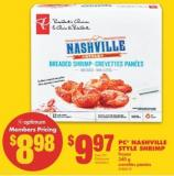 PC Nashville Style Shrimp - 340 g