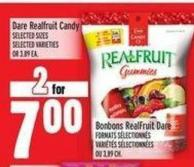 Dare Realfruit Candy