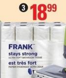 Frank Bathroom Tissue