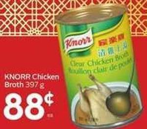 Knorr Chicken Broth