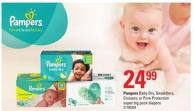 Pampers Baby Dry - Swaddlers - Cruisers - Or Pure Protection